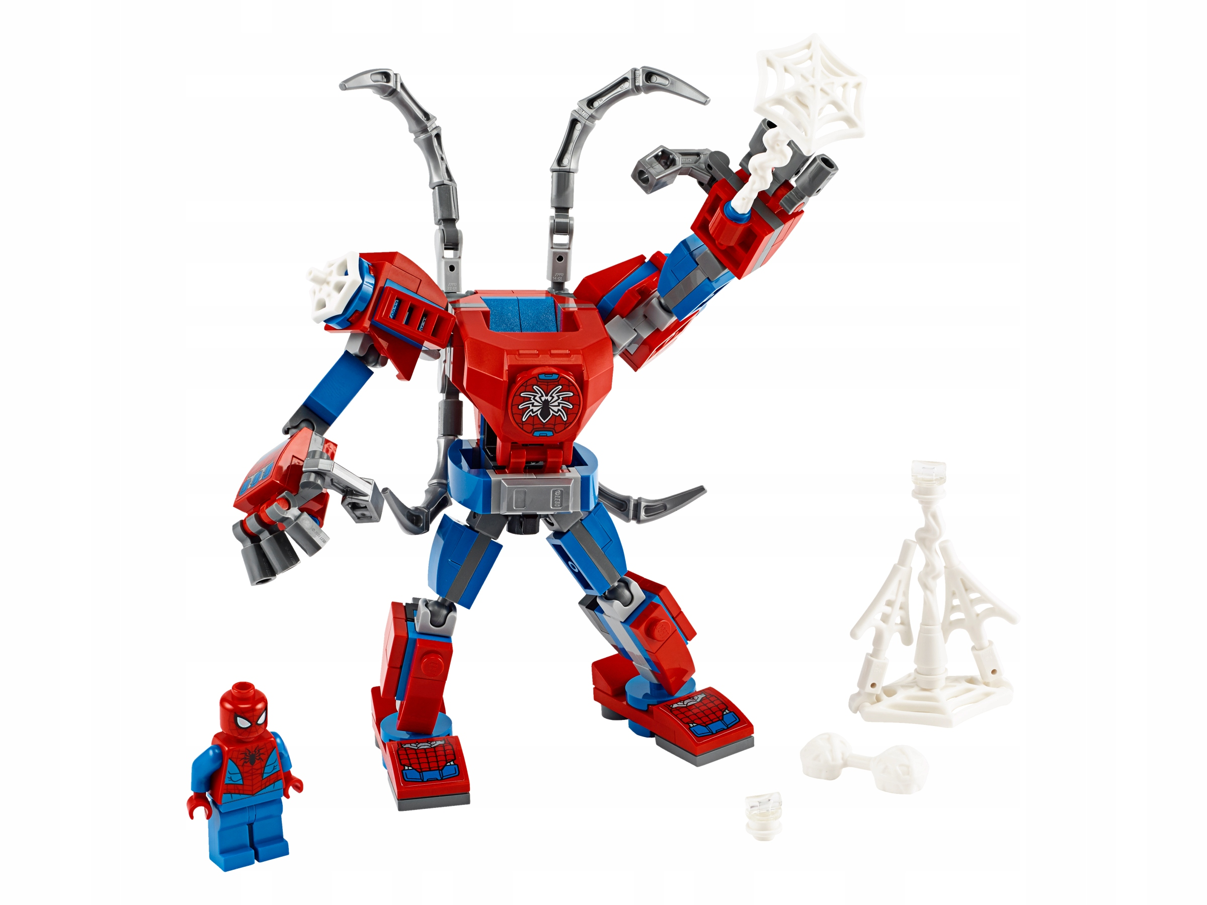 LEGO Super Heroes Mech Spider-Mana 76146