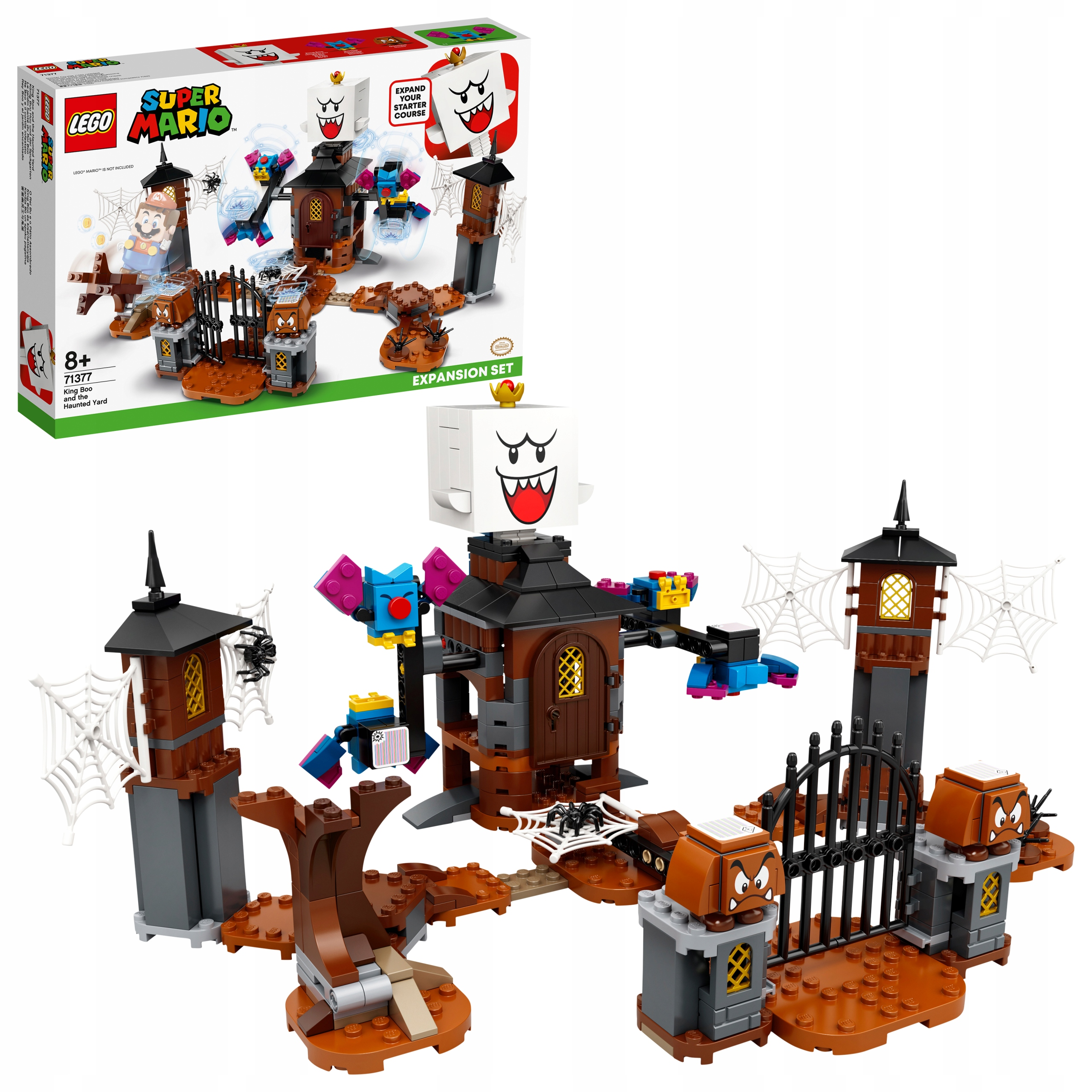 LEGO Super Mario King Boo 71377